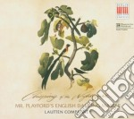 Chirping Of The Nightingale - Mr.playford's English Dancing Master cd musicale di Compagney Lautten