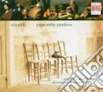 Vivaldi - Concerto Rustico - Academia Montis Regalis cd musicale di Artisti Vari