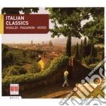 Scherzer/kobler/suit - Italian Classics cd musicale di Artisti Vari