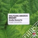 W.a.mozart i grandi concerti cd musicale di Artisti Vari