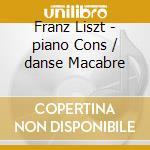 Freire/plasson - Liszt/piano Cons/danse Macabre cd musicale di Artisti Vari