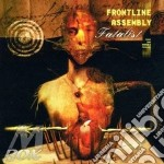 Fatalist cd musicale di Assembly Frontline