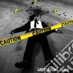 Left Spine Down - Caution cd musicale di Left spine down