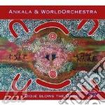 Ankala & World Orchestra - Didje Blows The Games cd musicale di Ankala