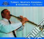 Kandirali Mustafa - 10 Turkey cd musicale di 10 - kandirali musta