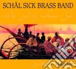 Schal Sick Brass Band - Majnoun cd musicale di Schal sick brass ban