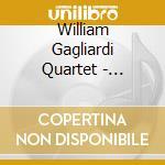 William Gagliardi Quartet - Mhlahala cd musicale di GAGLIARDI WILLIAM QU