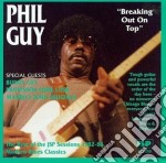 Breaking out on top - guy phil cd musicale di Guy Phil
