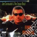 Joe Coronado & The Texas Beat - Final Warning cd musicale di Joe coronado & the texas beat