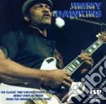 Feel the blues - dawkins jimmy cd musicale di Jimmy Dawkins