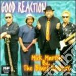 Mick Martin & The Blues Rockers - Good Reaction cd musicale di Mick martin & the blues rocker