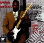 Live for today - cd musicale di Marshall Johnnie