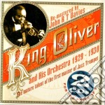 1929-1930 cd musicale di King oliver & his or