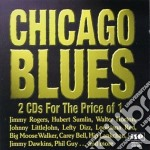 Chicago blues - cd musicale di J.rogers/w.horton/b.guy & o.