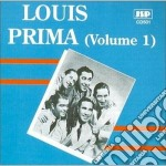 Louis Prima - Volume 1 1934-1935 cd musicale di Louis Prima