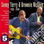 Sonny Terry/brownie Mcghee - 1938-1948 cd musicale di Terry/brownie Sonny