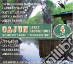 Cajun early recordings cd musicale di Artisti Vari