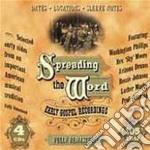 Spreading the word cd musicale di Artisti Vari