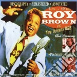 And new orleans r&b cd musicale di Roy brown (4 cd)