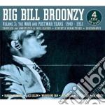 Big Bill Broonzy - Vol.3 War Postwar 1940-51 cd musicale di Big bill broonzy