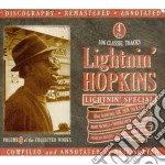Vol.2 collected works cd musicale di Lightnin' hopkins (4
