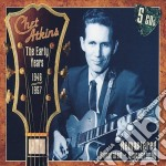THE EARLY YEARS (1946/57 - BOX 5 CD) cd musicale di CHET ATKINS