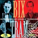 Bix & tram (4 cd) cd musicale di Bix beiderbeke & fra