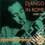 In rome 1949-'50 cd musicale di Django reinhardt (4