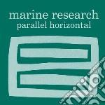 Parallel horizontal cd musicale di Research Marine