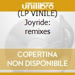 (LP VINILE) Joyride: remixes lp vinile di MIRAH