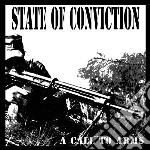 A call to arms cd musicale di State of conviction
