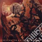 Decrepit Birth - Diminishing Between Worlds cd musicale di Birth Decrepit