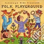 Folk playground cd musicale di Artisti Vari