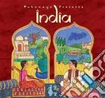 INDIA                                     cd musicale di AA.VV.