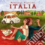 PUTUMAYO PRES.ITALIA                      cd musicale di AA.VV.