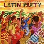 Latin party cd musicale di Artisti Vari