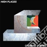 High Places - Original Colors cd musicale di Places High