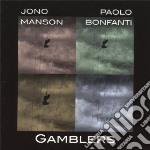 Gamblers cd musicale di Manson/bonfanti