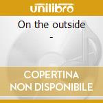 On the outside - cd musicale di Paolo Bonfanti