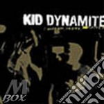 SHORTER, FASTER, LOUDER                   cd musicale di Dynamite Kid