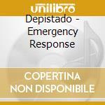 Depistado - Emergency Response cd musicale di DEPISTADO