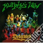 Dedicated cd musicale di Law Murphy's