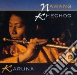 Nawang Khechog - Karuna cd musicale di Nawang