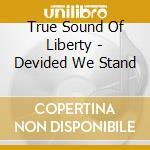 True Sound Of Liberty - Devided We Stand cd musicale di T.S.O.L.