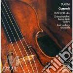 Concerti per violino e per violoncello cd musicale di Giuseppe Tartini