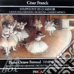 Sinfonia in re cd musicale di CÉsar Franck