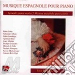 Musica x pf spagnola cd musicale