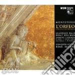 Orfeo cd musicale di Claudio Monteverdi