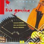 Argentine (tango) cd musicale di Trio gomina (j.j.mos