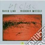 Up close - cd musicale di David link & diederik wissels